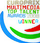 Europrix Multimedia Top Talent Awards 2008 Winner
